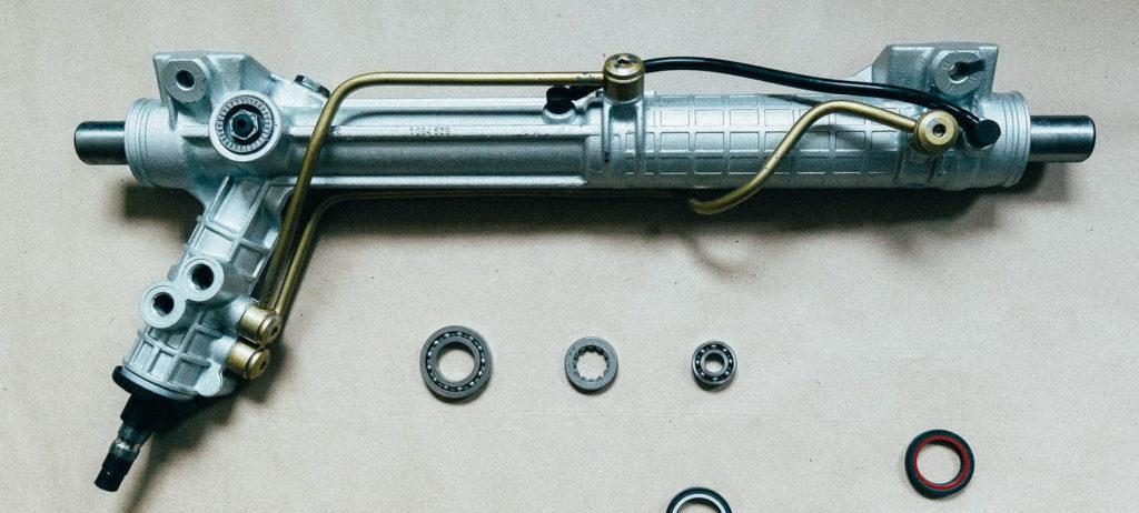 Ремонт рулевых реек бнльцы